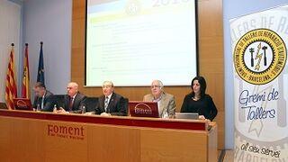Asegurar la libre elección de taller, prioridad del Gremi de Barcelona para 2017