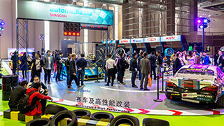 Automechanika Shanghai 2016 atrajo el 10% más de visitantes