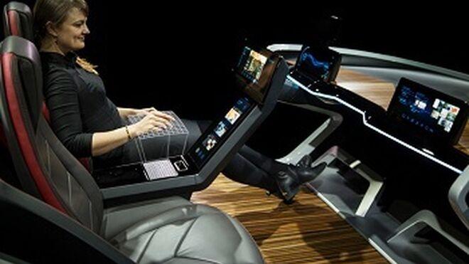 Bosch concibe el coche del futuro como un asistente personal