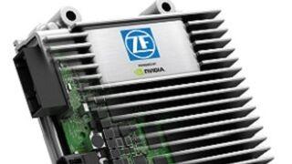 ZF y Nvidia desarrollan inteligencia artificial para vehículos industriales