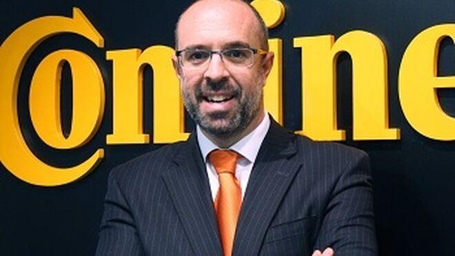 Daniel Camacho, director de Ventas y Marketing de Camión de Continental