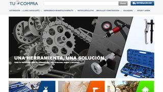 Tuecompra.com lanza nueva tienda online de herramientas para talleres