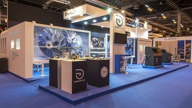 Turbo Service estará en Motortec Automechanika Madrid 2017