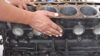 Cómo llevar a cabo la reparación de un motor