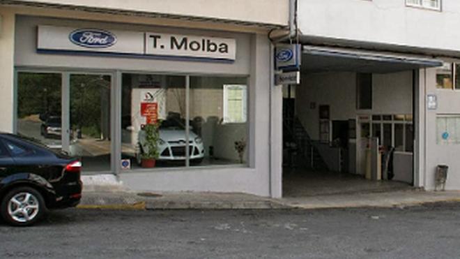 Un cortocircuito, posible origen del incendio de un taller en A Coruña