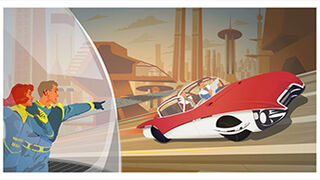 4 de cada 10 europeos creen que los coches autónomos serían más seguros