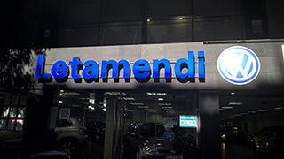 Glasurit adapta las instalaciones del Grupo Letamendi