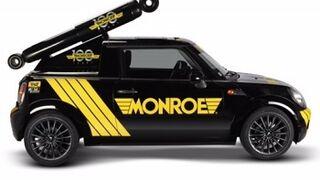 'B-Connected' presenta los amortiguadores Monroe OESpectrum