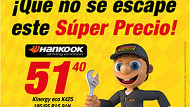 Confortauto ofrece precios especiales en neumáticos Hankook