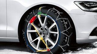 Qué cadenas escoger para los neumáticos