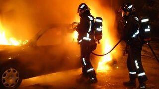 Un cortocircuito vuelve a provocar un incendio en un taller coruñés