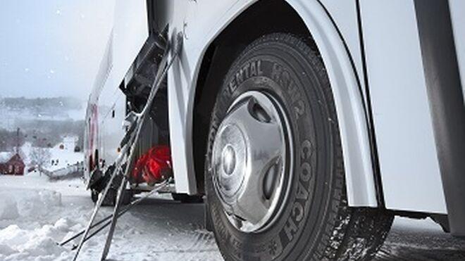 Continental aconseja neumáticos de invierno con la nueva regulación de la DGT