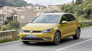 El VW Golf, entre los más robados por sus recambios