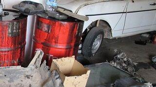 Melilla reivindica vigilancia policial contra los talleres ilegales