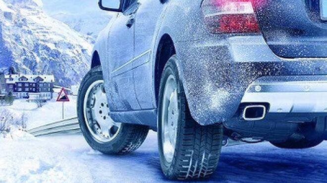 Qué elementos deben revisarse en el coche con las bajas temperaturas