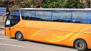 El rechazo de autobuses por defectos graves en ITV crece un 25%