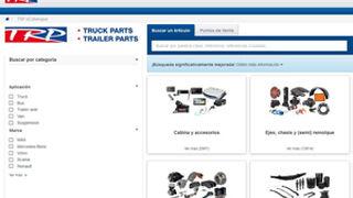 Paccar Parts y DAF Trucks crean el catálogo de recambios TRP eCatalogue