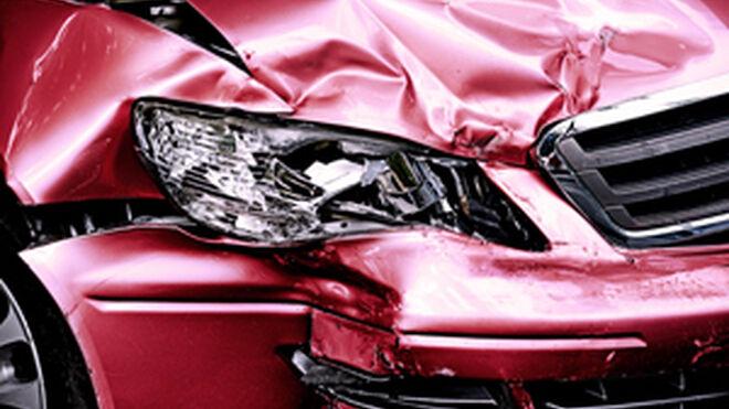 Los accidentes leves de tráfico aumentan por tercer año consecutivo