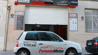 Foronda Motor abre un nuevo taller Fixcar en Elche