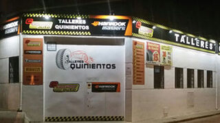 Talleres Quinientos, ganador del Conforauto Premium 2017