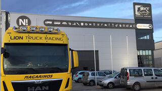 Urvi hace del primer Nexus Truck en España el modelo para la red