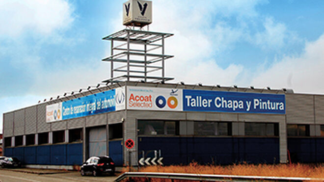 Acoat Selected alcanza los 200 talleres de carrocería en España