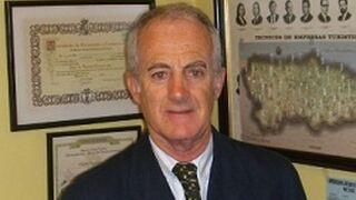 Fallece por un infarto Olegario Magdalena, presidente de Aeaca