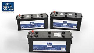 DT Spare Parts amplía su catálogo con baterías de arranque de alto rendimiento