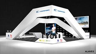 Cooper Tires acudirá a Motortec 2017 centrada en sus nuevos productos