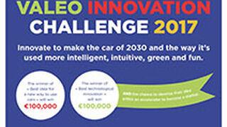 Casi 5.000 estudiantes, en el Valeo Innovation Challenge 2017