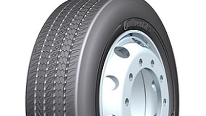 Continental presenta nuevos neumáticos para autobuses urbanos