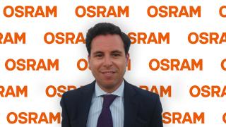 Isaac Carrasco, director de la división de Automoción de Osram España