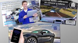 Cetraa explicará en Motortec cómo acceder a la información técnica del coche