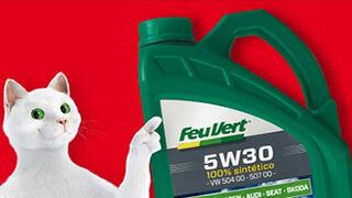 Con el cambio de aceite, Feu Vert regala el de la siguiente revisión