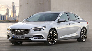 Llaman a revisión a los Opel Insignia por un problema en los frenos