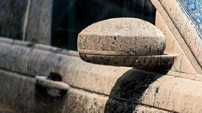 Cómo afecta a la carrocería la lluvia de barro