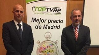 TopTyre multiplica por seis su stock de neumáticos