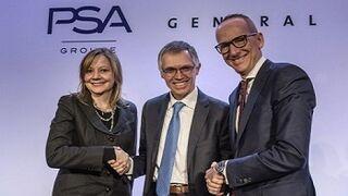 Opel se pasa al Grupo PSA por 2.200 millones de euros