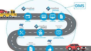GT Motive probará en directo sus soluciones digitales en Motortec