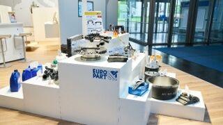 Europart Premium Parts, en Motortec con los especialistas del mercado español