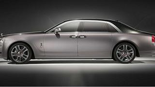 Rolls-Royce crea la pintura más cara de la historia