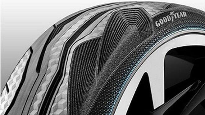 Goodyear presenta el CityCube para el i-TRIL de Toyota