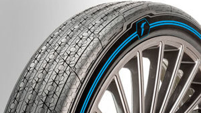 Goodyear presenta un neumático inteligente para flotas urbanas