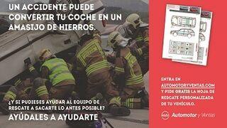 Un taller madrileño ayuda a los equipos de rescate