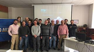 Nexa Autocolor imparte un curso para profesionales del repintado
