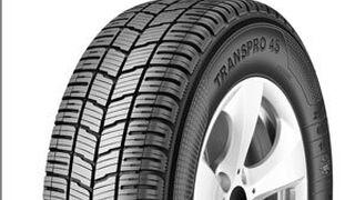 Kleber Transpro 4S, el neumático para todo el año
