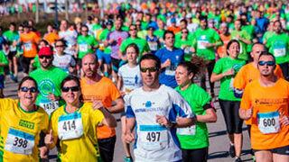 Más de 3.000 corredores participaron en la Carrera del Taller