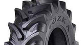 Nex presentará el neumático agroindustrial Ozka en Motortec
