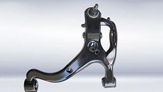 Meyle presenta nuevos brazos de suspensión para Land Rover
