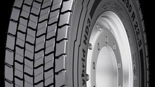 Los neumáticos Conti Hybrid, ahora recauchutados en caliente